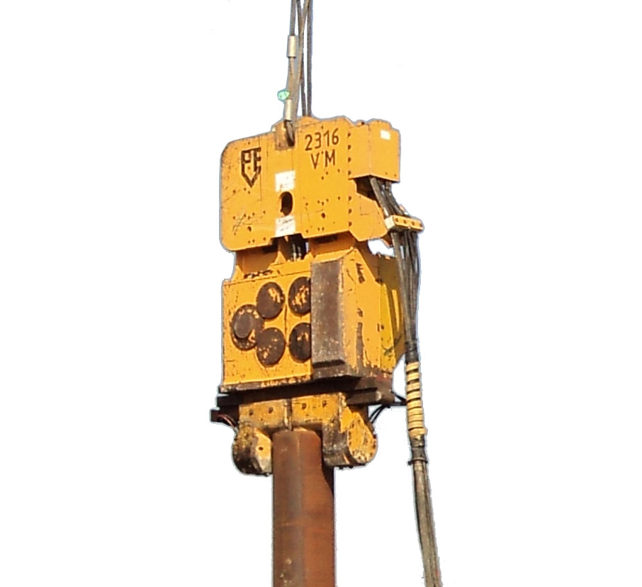Used PVE 2316VM Vibratory Hammer - Watson & Hillhouse