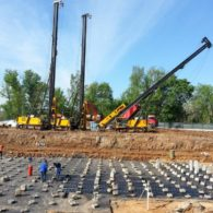 NEW AGENCY – WOLTMAN PILING & DRILLING RIGS