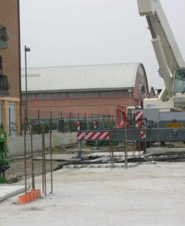 823SH excavator mounted vibrator
