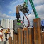 ICE 9 Excavator Mounted Vibratory Hammer