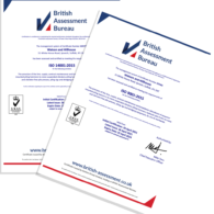 ISO 9001 AND 14001 CERTIFIED