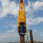 BSP CX85 Hydraulic Hammer