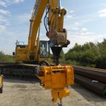 Used Excavator Mounted Vibrators