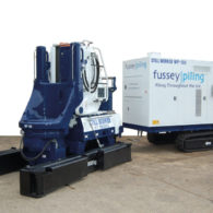 NEW STILL WORKER FOR FUSSEY PILING