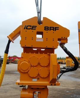 ICE 8RF Crane Suspended Vibratory Hammer