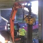 Muller MS1 Excavator Mounted Vibrator