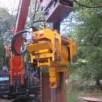 Ozkanlar OVR S-60 Excavator Mounted Vibrator