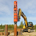 Movax Piling Hammer