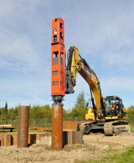 Movax Piling Hammer