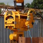 Ozkanlar OVRS-50 Excavator Mounted Vibrator