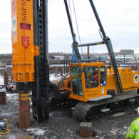 PILING RIG UPDATE