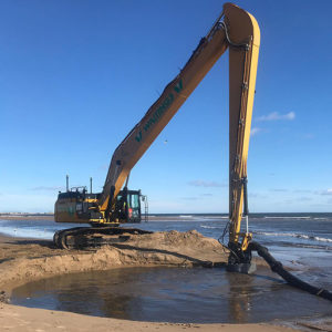 DREDGE PUMP HIRE - UK - Watson & Hillhouse