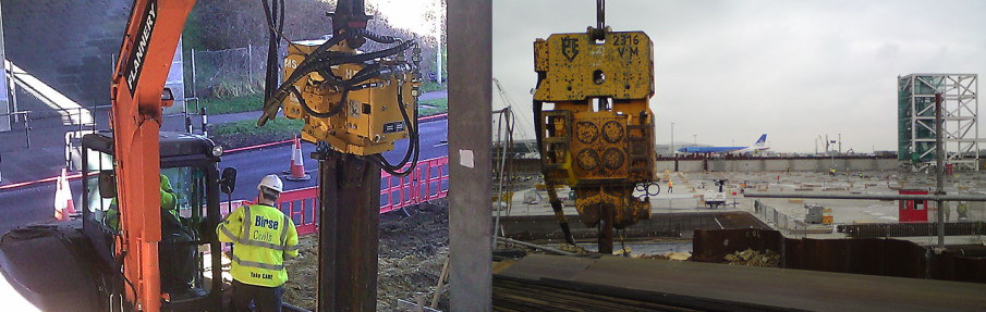 Tansport Infrastructure Piling solutions