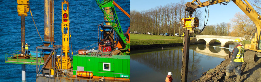 Piling Solutions - Marine Environments